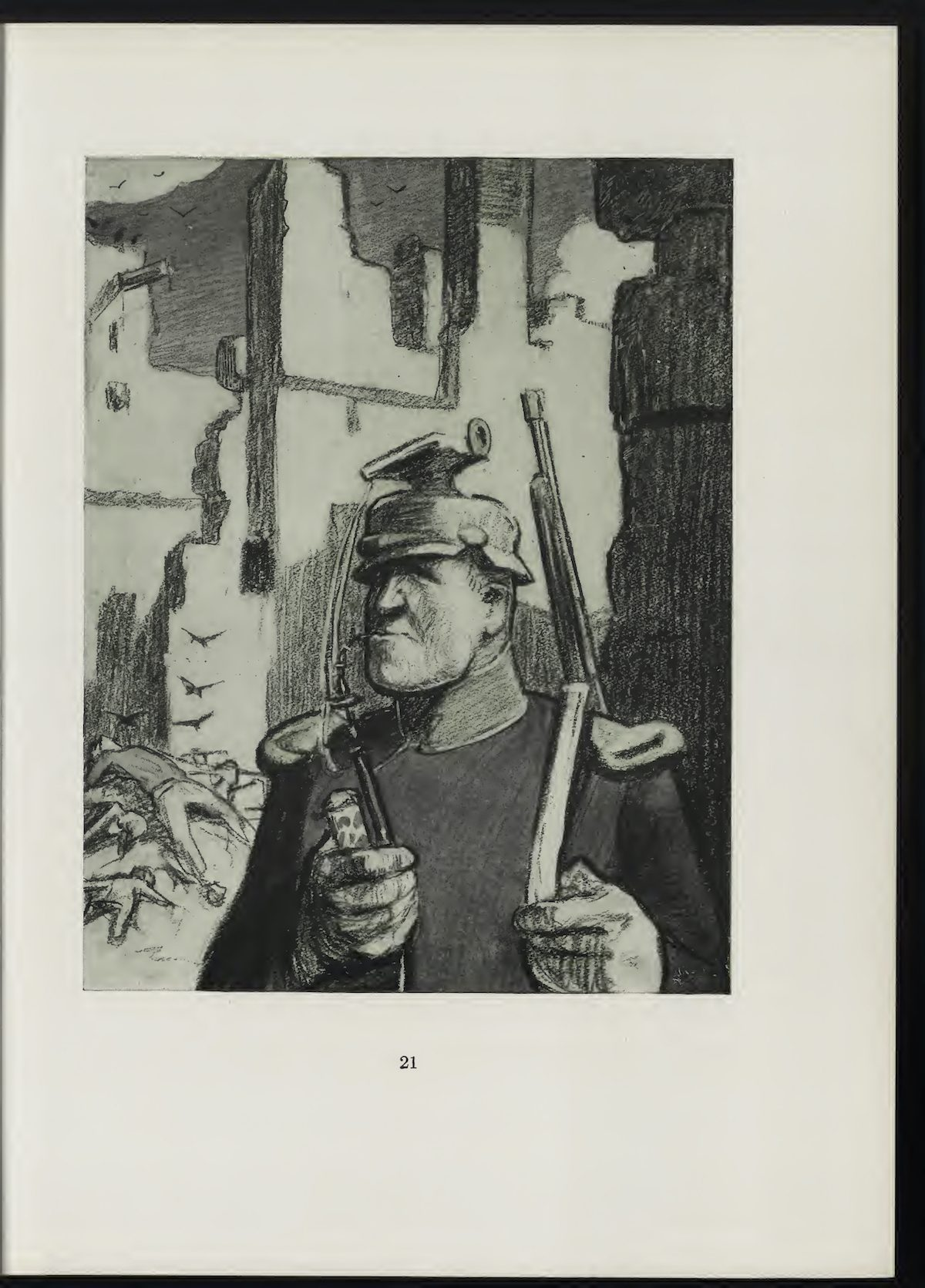 Louis Raemaekers war art