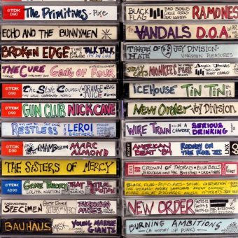 The Cassette Tape Story: Lou Ottens, Keith Richards' Art And Sony Walkman Mix Tapes