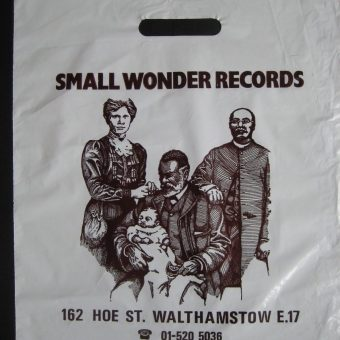 Highlights From a Great Collection of Vintage Record Store Bags