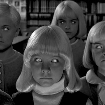 Sex And Death From Outer Space – 'The Village of the Damned' – 1960