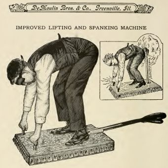 Torture Devices For Your Frat House And Lodge From A 1908 Catalogue