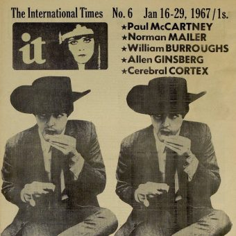 How London's Original Underground Paper 'International Times' Fought the Straight Press