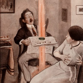 The Rocket Book – A Fabulous Illustrated Children's Story from 1912