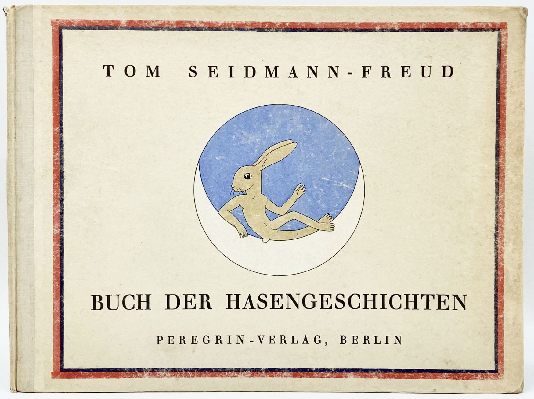 Tom Seidmann-Freud Rabbits Martha Freud