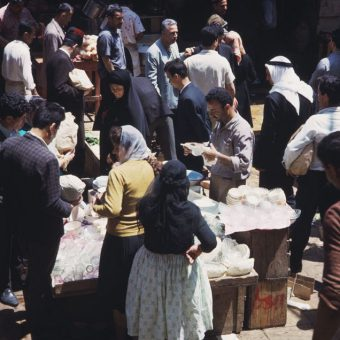 Kodachrome Photographs of Beirut, Lebanon In May 1965