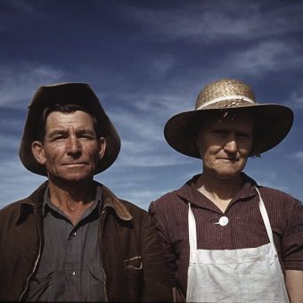 Russell Lee's New Deal Visions of Depression-Era Rural America