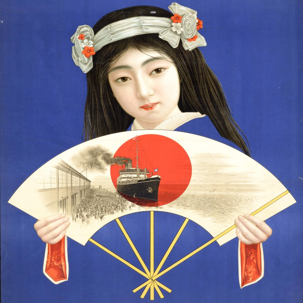 Taishō Era Posters: Modernism In Japan, 1912 to 1926