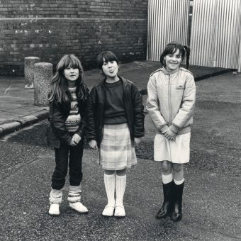 British Kids in The 1980s – Brilliant Photographs of Carefree Days