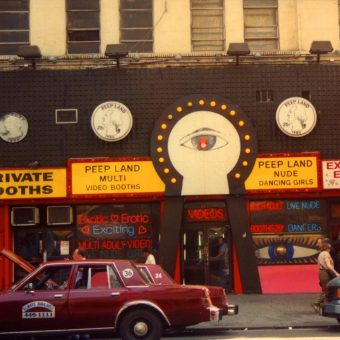 1980s Snapshots of New York City's 42nd Street