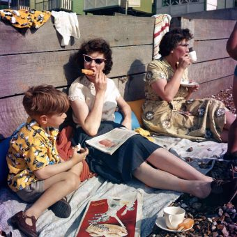 The Great British Seaside In Photographs