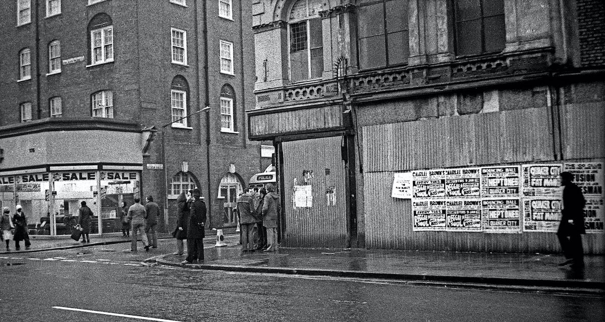 Michael Ferreira's funeral 1979 Michael Ferreira was one of the young black men who died in Stoke Newington police station. A group of plainclothes policemen wait on the corner of Victorian Road