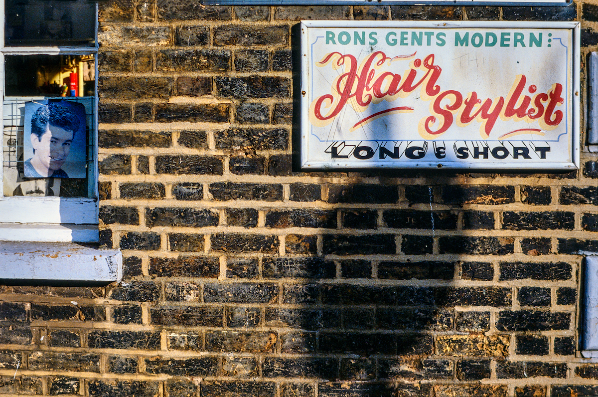 East London hairdressers