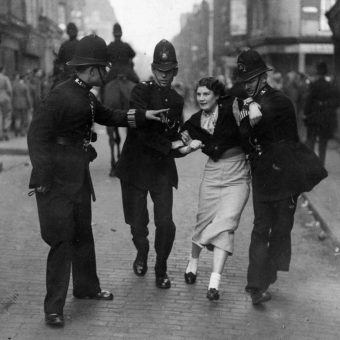 The Battle of Cable Street: When 20,000 Antifascist Workers Fought Back Against the Police and Oswald Mosley's British Union of Fascists in 1936