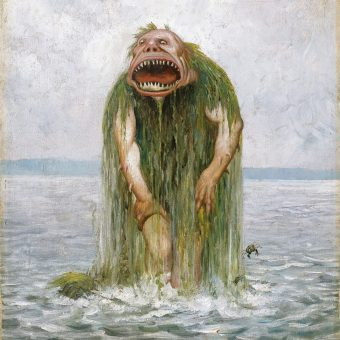 Troll Hunter: The Man Who Painted Mythical Monsters and Flesh-Eating Creatures