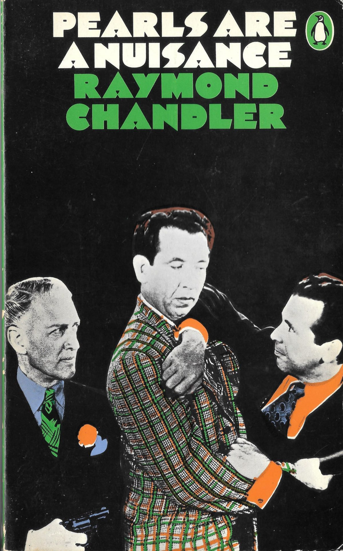 Raymond Chandler, Pearls are a Nuisance, books, crime fiction