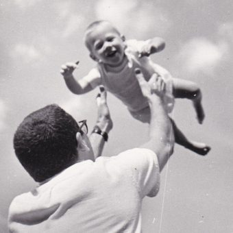 My Father, My Dad, My Friend – Vintage Photos To Celebrate Father's Day