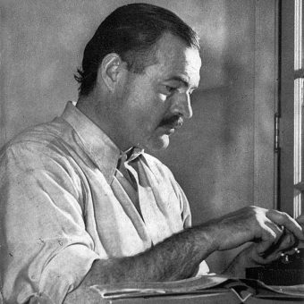 Books By Their Covers: Ernest Hemingway in the 1960s and early '70s