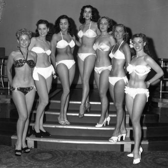Eric Morley and the First Miss World Contest Seventy Years Ago