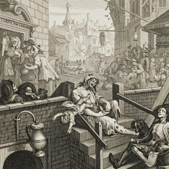 'The Rake's Progress' and William Hogarth's Six Points Essential to Good Art