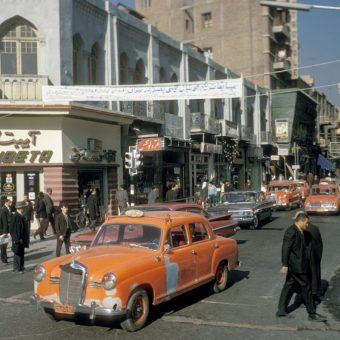 A Photo Tour of Iran In 1967