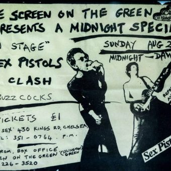 A Midnight Special – Hear The Clash's 1976 London Gig