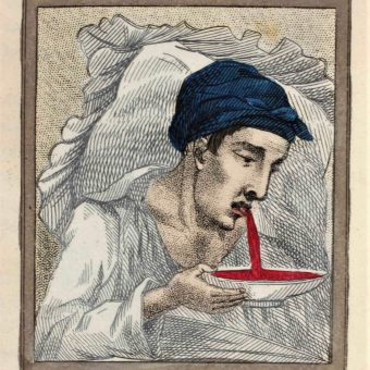 A Warning to the Curious: 'The Fatal Consequences of Masturbation' from 1830