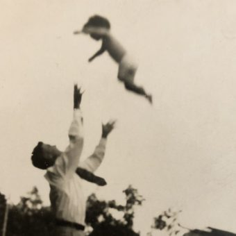 A Family's Found Photos of Joy And Love In Depression Era America