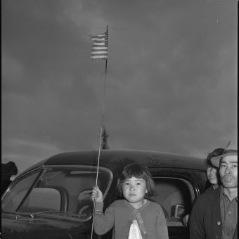 Spring 1942 – When Japanese-Americans Were Forced Into Camps