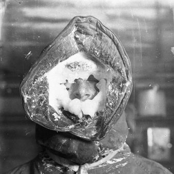 Photos From The 1911 Expedition To Antarctica
