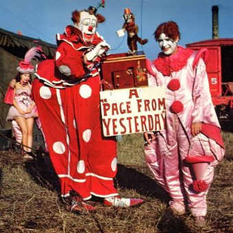 Gorgeous Colour Photographs of Days at the Circus from 1940s and '50s America