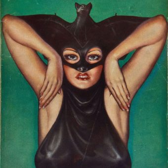 Sexy Sirens Up To No Good and Hot Dames Battling Evil on the Covers of 'Weird Tales'