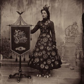 Channeling Shimmel Zohar – A 19th Century NYC Portrait Photographer Is Reborn