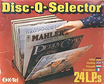 The Ghost of Christmas Presents Past: Number One: The K-Tel Record Selector