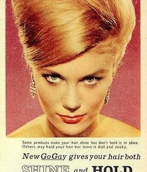 Vintage Ads: Go Gay Hair