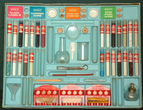 The Ghosts of Christmas Presents Past: Atomic Bomb Kits