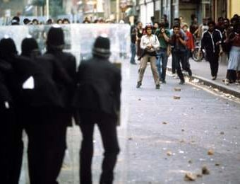 The Brixton Riots: Photos Of A Black Eruption